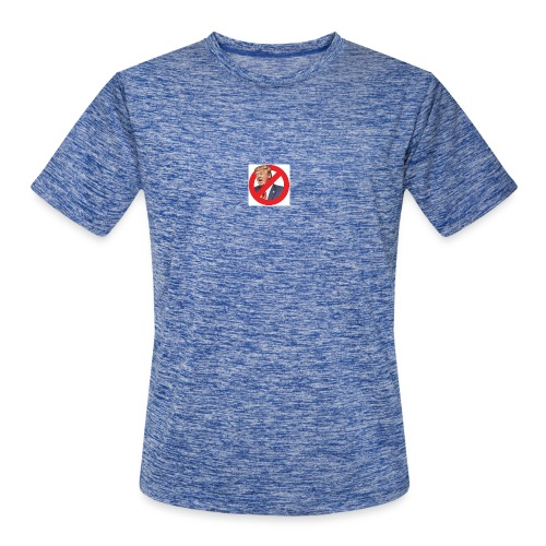 blog stop trump - Men's Moisture Wicking Performance T-Shirt