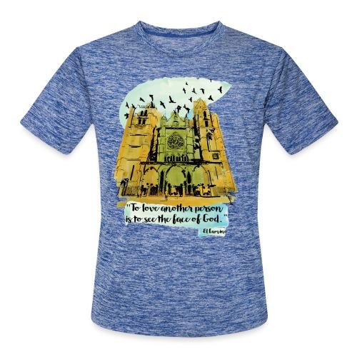 El camino - Men's Moisture Wicking Performance T-Shirt