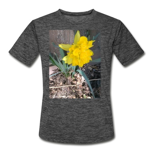 YELLOWFLOWER by S.J.Photography - Men's Moisture Wicking Performance T-Shirt