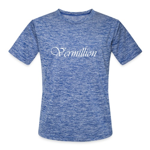 Vermillion T - Men's Moisture Wicking Performance T-Shirt