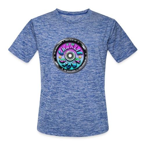 Charlie Brown Logo - Men's Moisture Wicking Performance T-Shirt