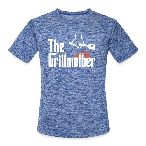 The Grillmother - Men's Moisture Wicking Performance T-Shirt