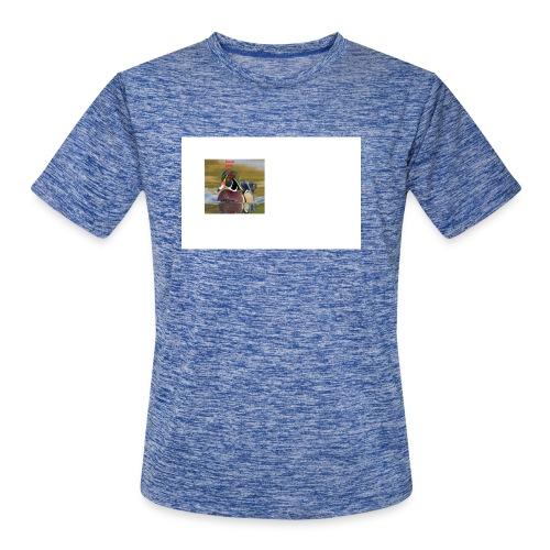 duck_life - Men's Moisture Wicking Performance T-Shirt