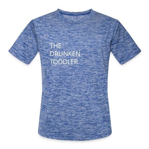 Drunken Toddler - Men's Moisture Wicking Performance T-Shirt