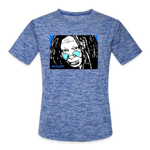 WHOOPI - Men's Moisture Wicking Performance T-Shirt