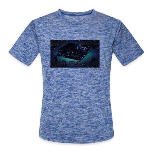 ps4 back grownd - Men's Moisture Wicking Performance T-Shirt