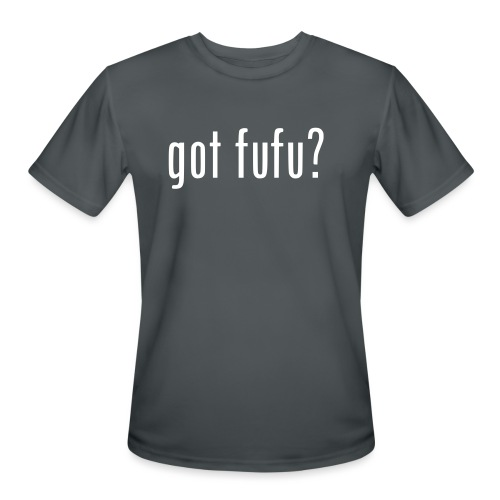 gotfufu-black - Men's Moisture Wicking Performance T-Shirt