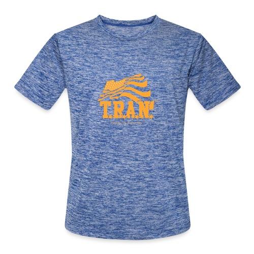 TRAN Gold Club - Men's Moisture Wicking Performance T-Shirt