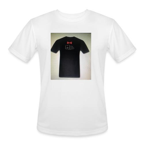 Mr and Mrs t-shirt - Men's Moisture Wicking Performance T-Shirt