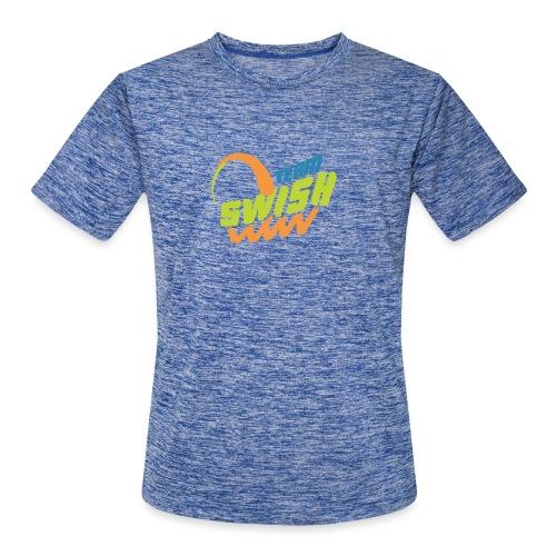 TeamSwish logo2 20 - Men's Moisture Wicking Performance T-Shirt