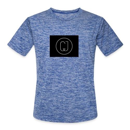 CJ - Men's Moisture Wicking Performance T-Shirt