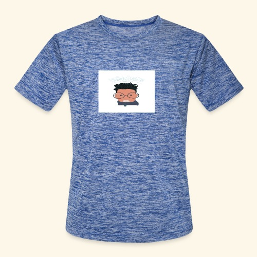 weiweigang logo edit - Men's Moisture Wicking Performance T-Shirt