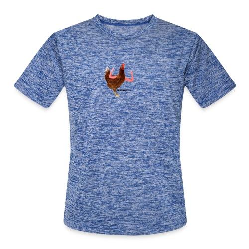 ChickenLover Box Logo T-shirt - Men's Moisture Wicking Performance T-Shirt