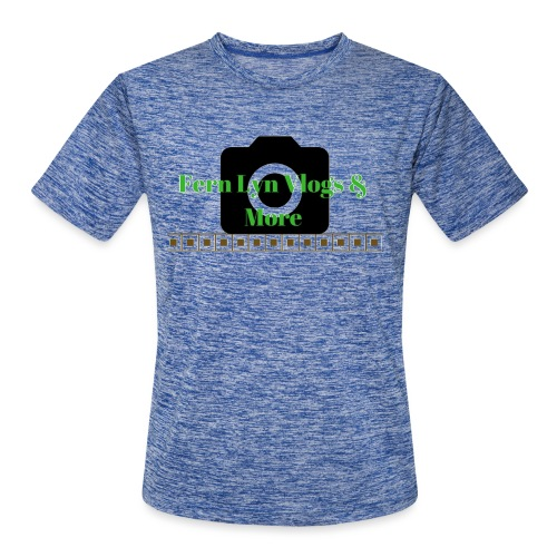 Fern Lyn Vlogs & More - Men's Moisture Wicking Performance T-Shirt