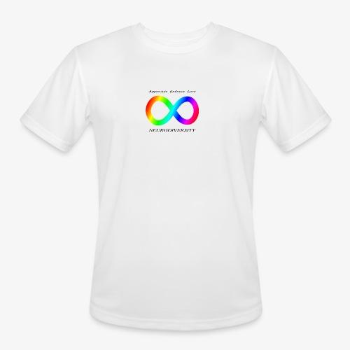 Embrace Neurodiversity - Men's Moisture Wicking Performance T-Shirt
