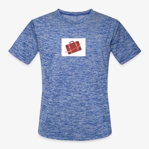 design - Men's Moisture Wicking Performance T-Shirt
