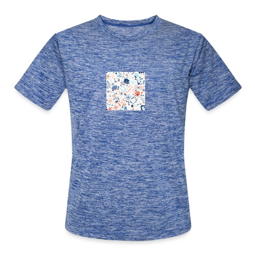 flowers - Men's Moisture Wicking Performance T-Shirt