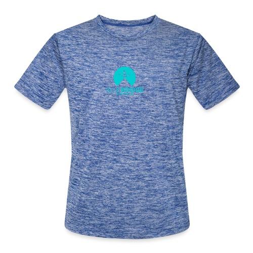 Blue Bridge - Men's Moisture Wicking Performance T-Shirt