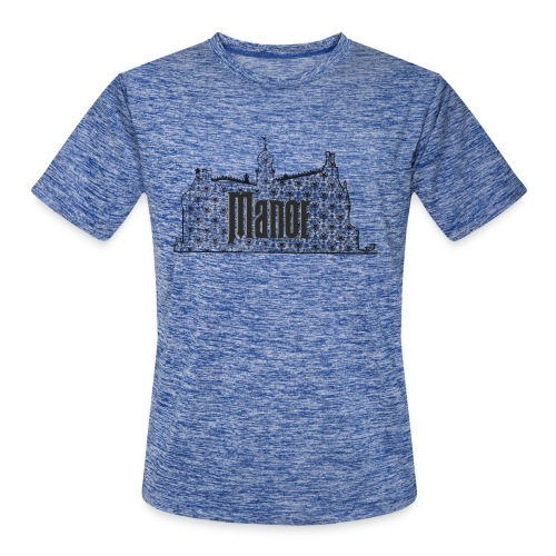 Mind Your Manors - Men's Moisture Wicking Performance T-Shirt