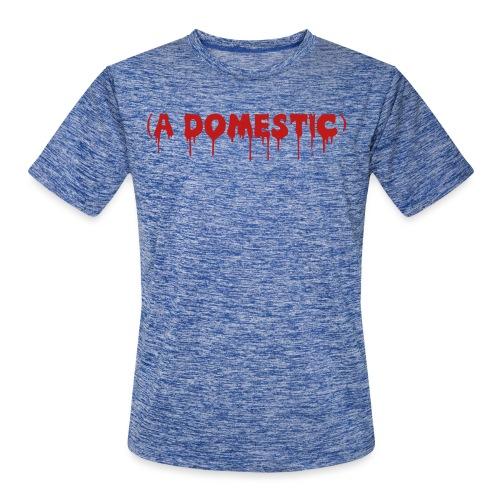 A Domestic - Men's Moisture Wicking Performance T-Shirt