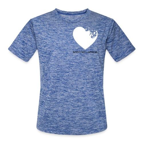 Appaloosa Heart - Men's Moisture Wicking Performance T-Shirt