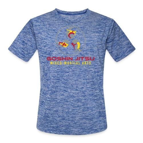 Goshin Jitsu MMA - Men's Moisture Wicking Performance T-Shirt