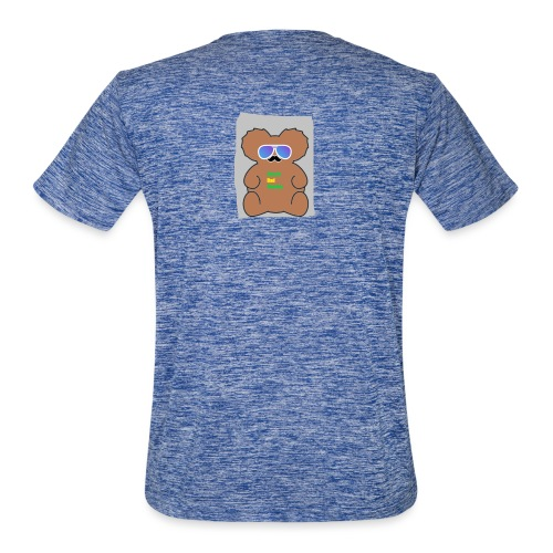 Aussie Dad Gaming Koala - Men's Moisture Wicking Performance T-Shirt