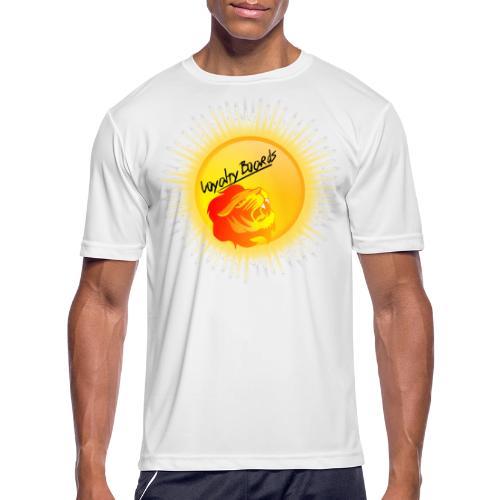 LoyaltyBoardsNewLogo 10000 - Men's Moisture Wicking Performance T-Shirt