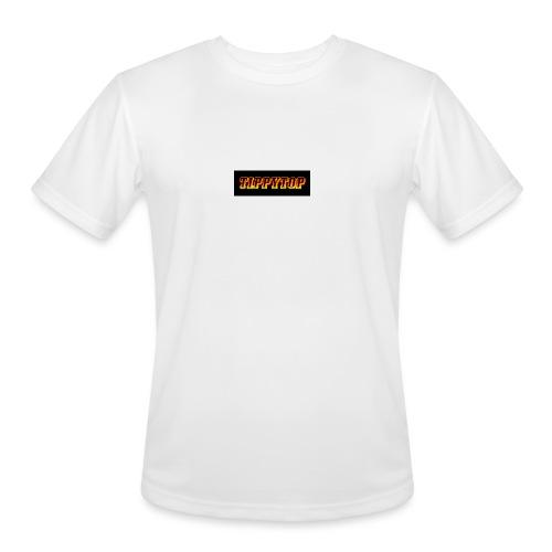 clothing brand logo - Men's Moisture Wicking Performance T-Shirt