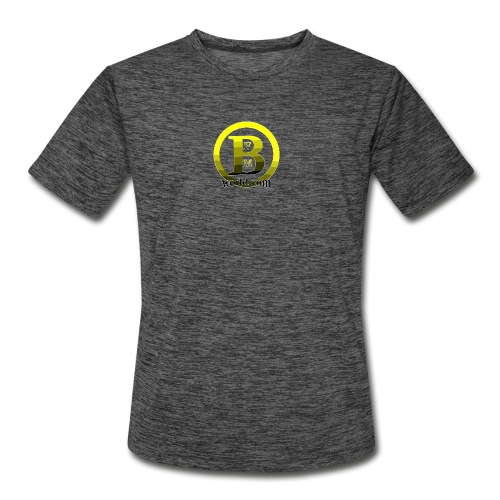 BFMWORLD - Men's Moisture Wicking Performance T-Shirt