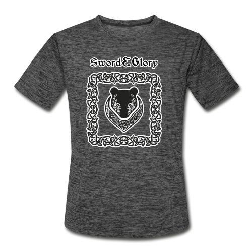 Bear Clan - Men's Moisture Wicking Performance T-Shirt