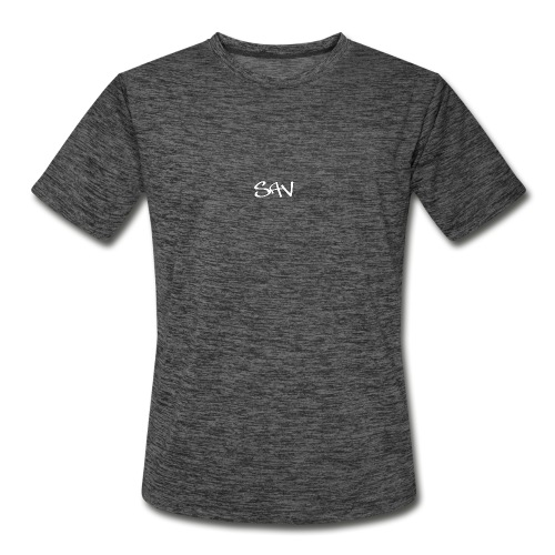 Classic Sav Logo - Men's Moisture Wicking Performance T-Shirt