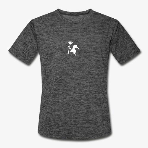 imagika white - Men's Moisture Wicking Performance T-Shirt