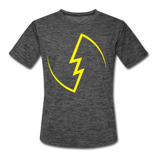 Electric Spark - Men's Moisture Wicking Performance T-Shirt