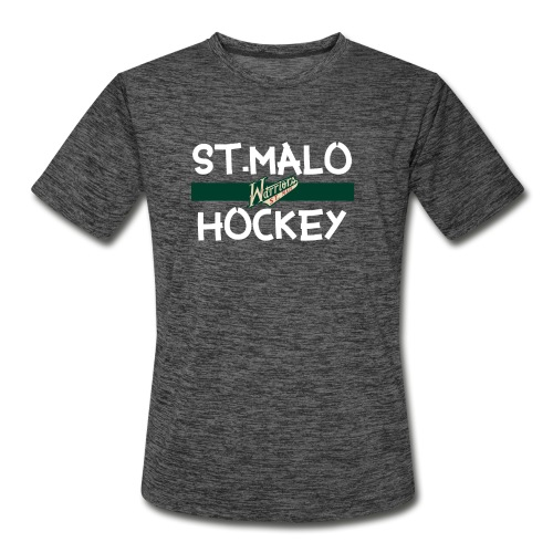 ST MALO HOCKEY - Men's Moisture Wicking Performance T-Shirt