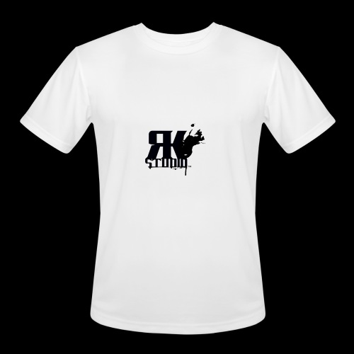 The World is My Garage - Men's Moisture Wicking Performance T-Shirt