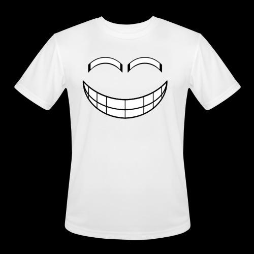 Empty Grin - Men's Moisture Wicking Performance T-Shirt
