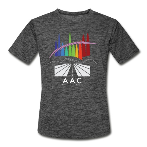 Alberta Aurora Chasers - Men's T-Shirt - Men's Moisture Wicking Performance T-Shirt