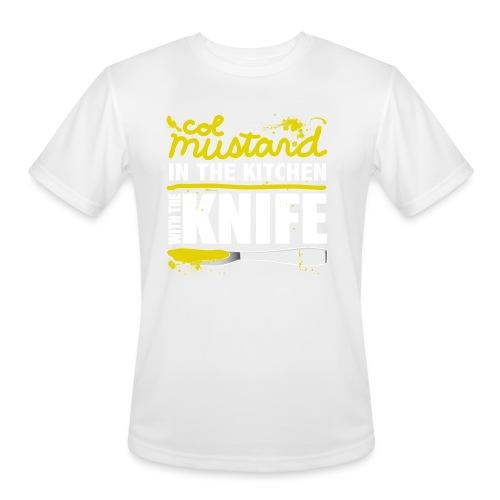 Colonel Mustard - Men's Moisture Wicking Performance T-Shirt