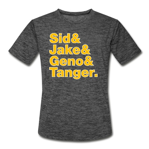 Helvetica& Hockey 2021 - Men's Moisture Wicking Performance T-Shirt
