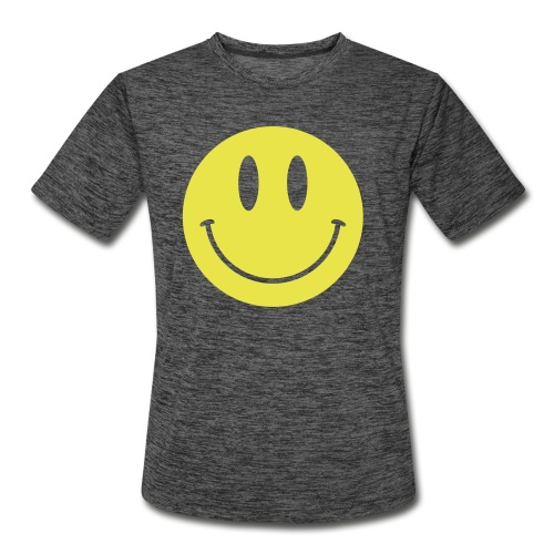 Smiley - Men's Moisture Wicking Performance T-Shirt