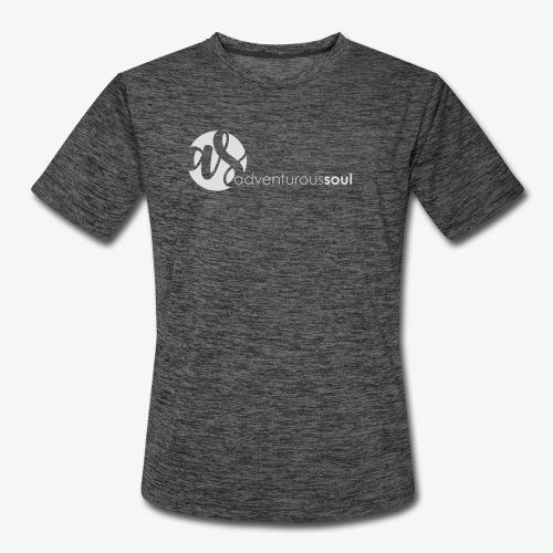 Adventurous Soul Wear - Men's Moisture Wicking Performance T-Shirt