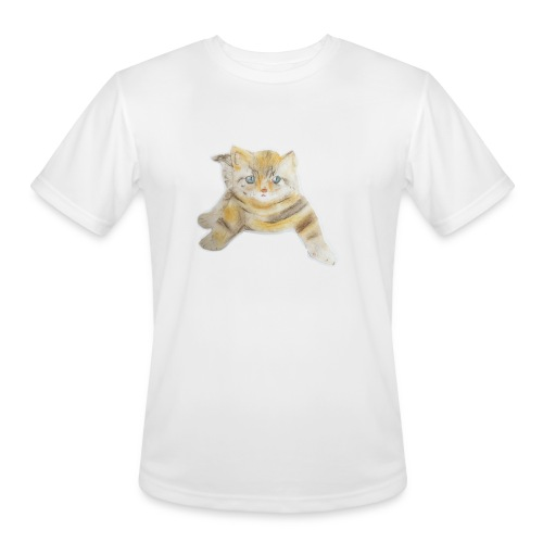 sad boy - Men's Moisture Wicking Performance T-Shirt