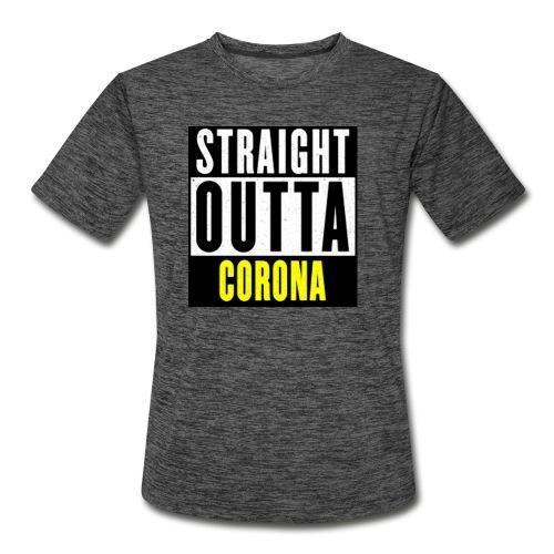 Straight Outta Corona - Men's Moisture Wicking Performance T-Shirt