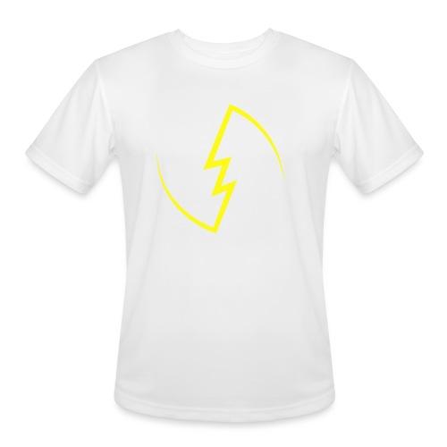 Electric Spark - Men's Moisture Wicking Performance T-Shirt