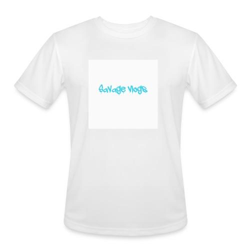 BBE7B1B4 6044 42AF A152 48208328D2C8 - Men's Moisture Wicking Performance T-Shirt