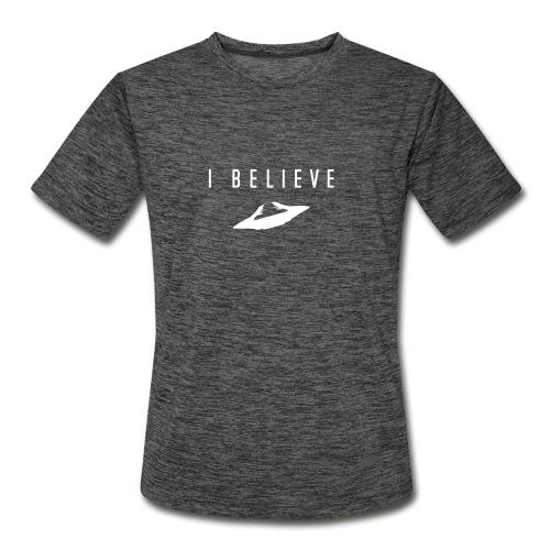 UFO I Believe - Men's Moisture Wicking Performance T-Shirt