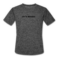 Do not Give Up (Spanish) No Te Rindas Motivational - Men's Moisture Wicking Performance T-Shirt