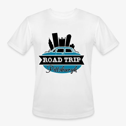road trip - Men's Moisture Wicking Performance T-Shirt