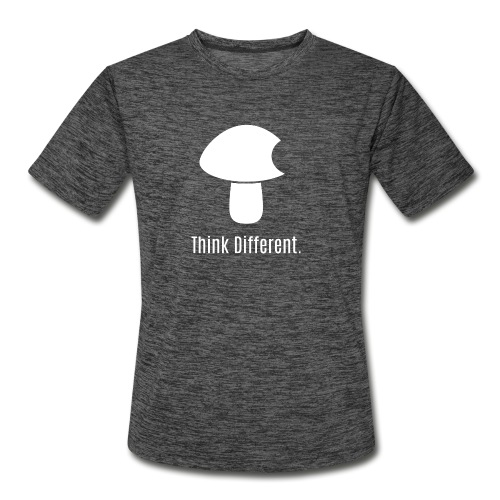 Think Different. - Men's Moisture Wicking Performance T-Shirt